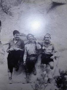 Joan Estrada, Joan Felicià i Francesc Ensenyat