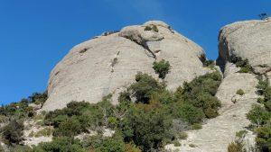 Vessant sud del Montgròs