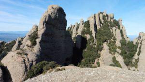 Roca Plana dels Llamps i dels Ecos