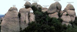 Serrat de Gis-Taus i Centenar