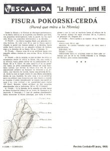 Crònica revista Cordada