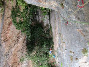 Sortint de la cova a la cinquena tirada