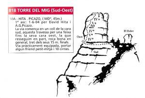 Ressenya Hita-Picazo a la Torre del Mig