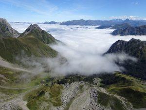 Bonic mar de núvols