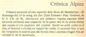 Butlletí CEC Juny 1922