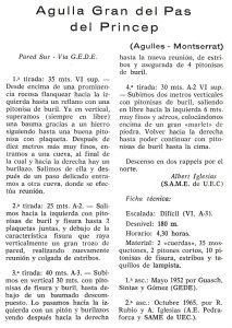 Cordada nº 123 (Març 1966). Gentilesa de Manel Punsola