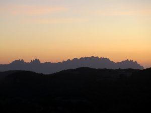 Posta de sol (Foto: Jaume)