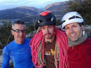 Josep, Octavi i Jordi