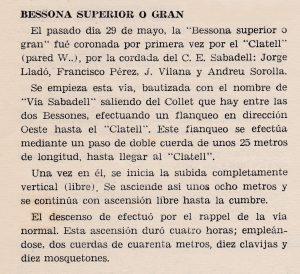 Revista Cordada juny 1955