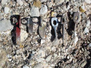 Pitons utilitzats