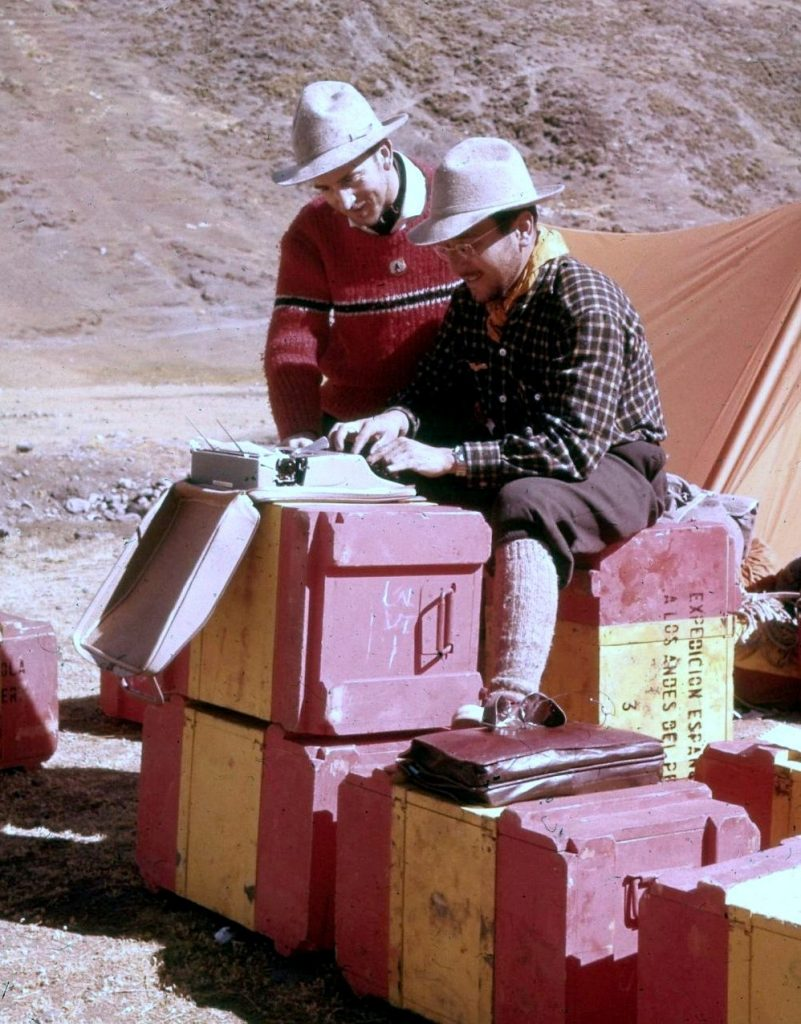 Expedició als Andes de Perú (1961)