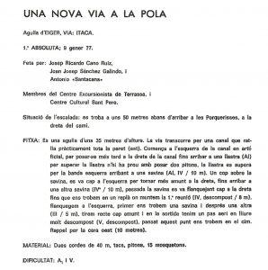 Butlletí de 1977 (CET)