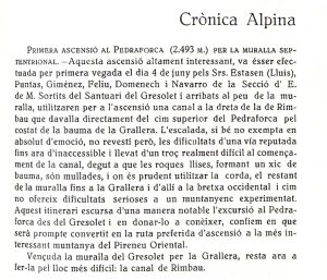 Butlletí 332 del CEC - Setembre 1922