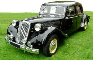 "Citroën Traction Avant (""Stromberg"")"